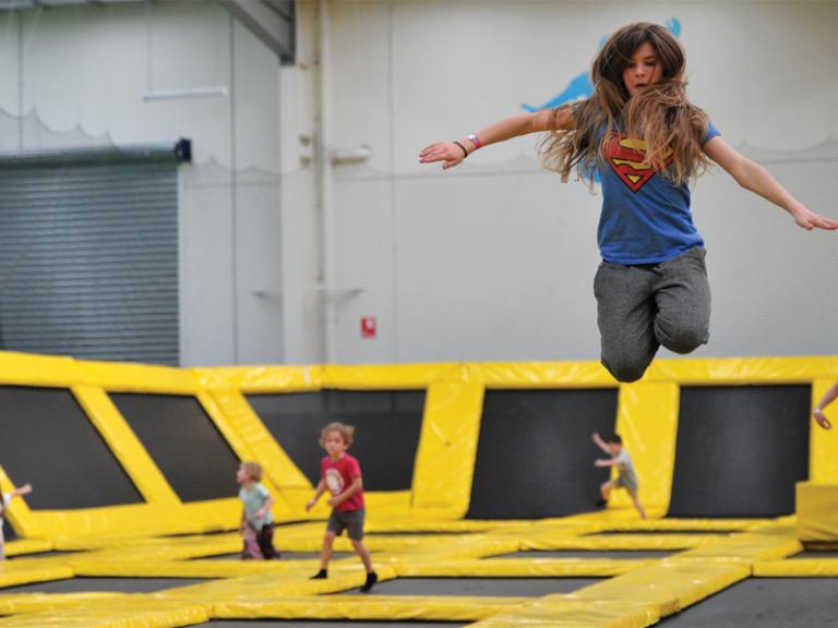 Free Jump!