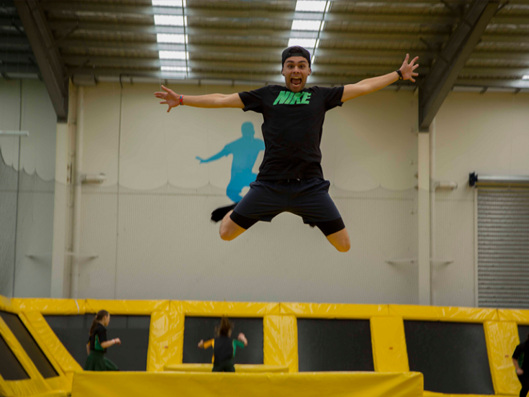 Jump or Fly!