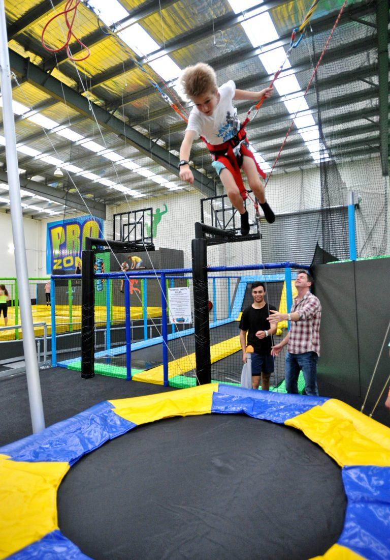 Bungee Jump Fun