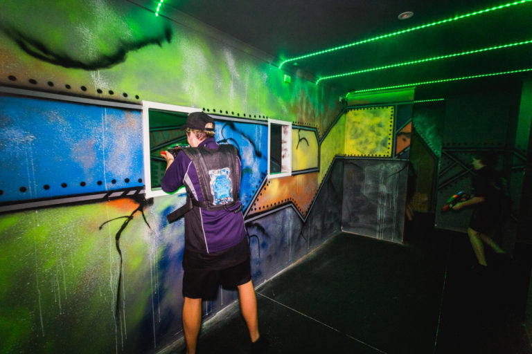 Laser Tag for School Groups
