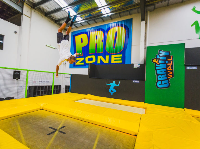 High Performance Trampolines