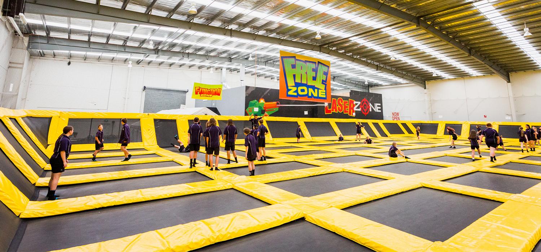 Gravity Zone Australia Indoor Entertainment Jump Amp Laser